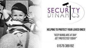 Security Dynamics Advert