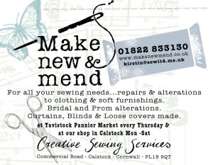 Make New & Mend advert