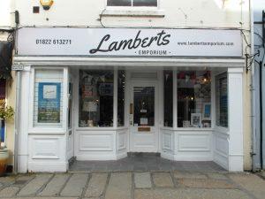Lamberts Emporium Exterior