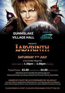 Labyrinth Screening