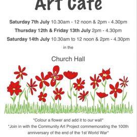 Art Cafe Poster
