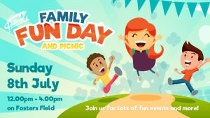family fun day and picnic