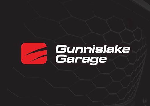 Gunnislake Garage Logo