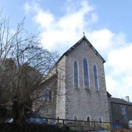 HOLY COMMUNION at St Anne's Church, Gunnislake