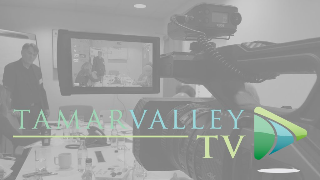 Tamar Valley TV Logo